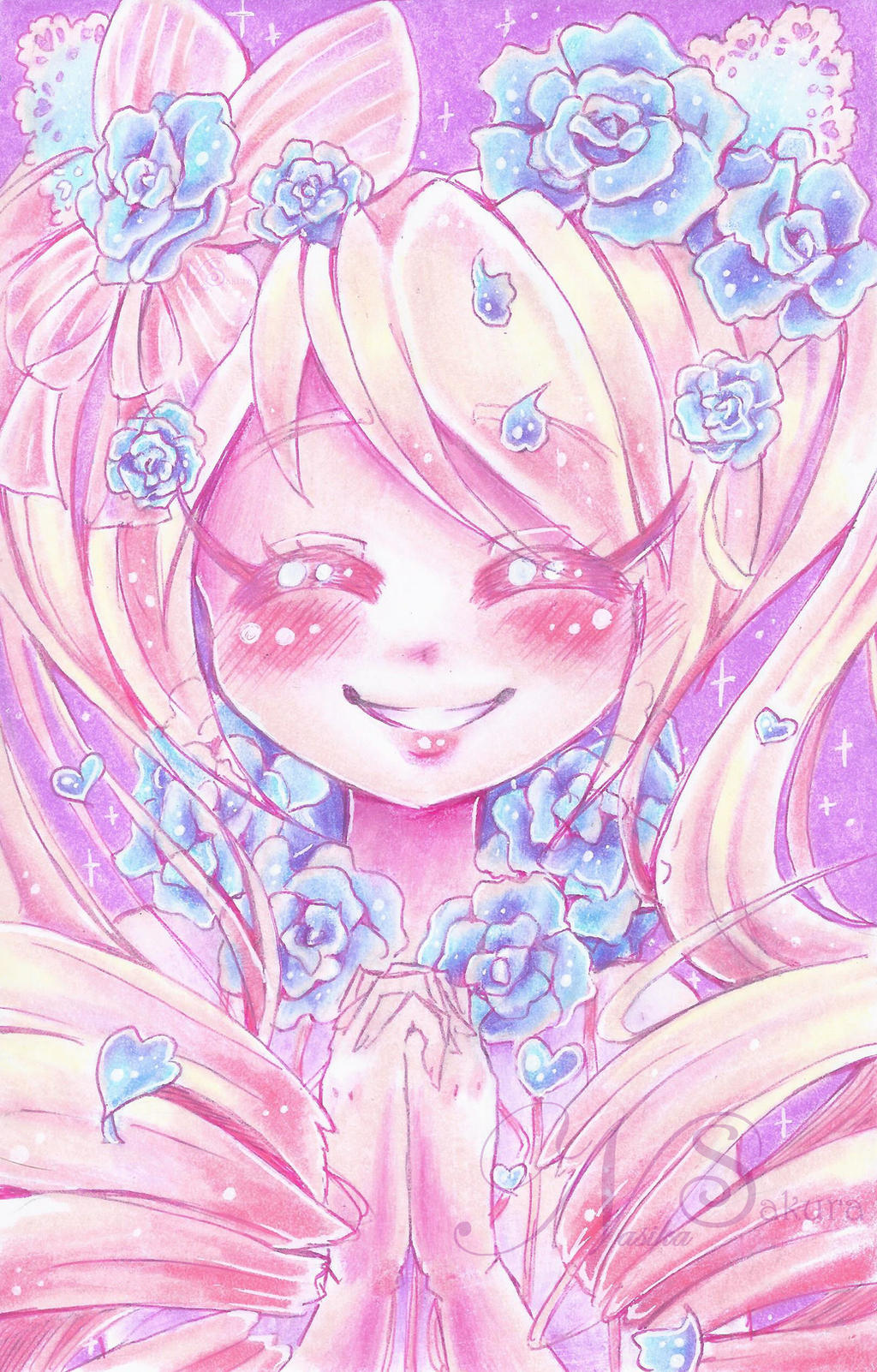 Happy Birthday Little Miss Yami by NasikaSakura