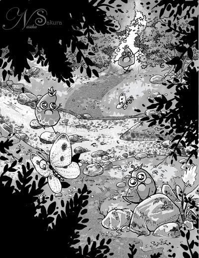 Kawaii Eggplant ISF pg4 by NasikaSakura