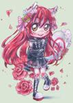 Rose Tea for Akane