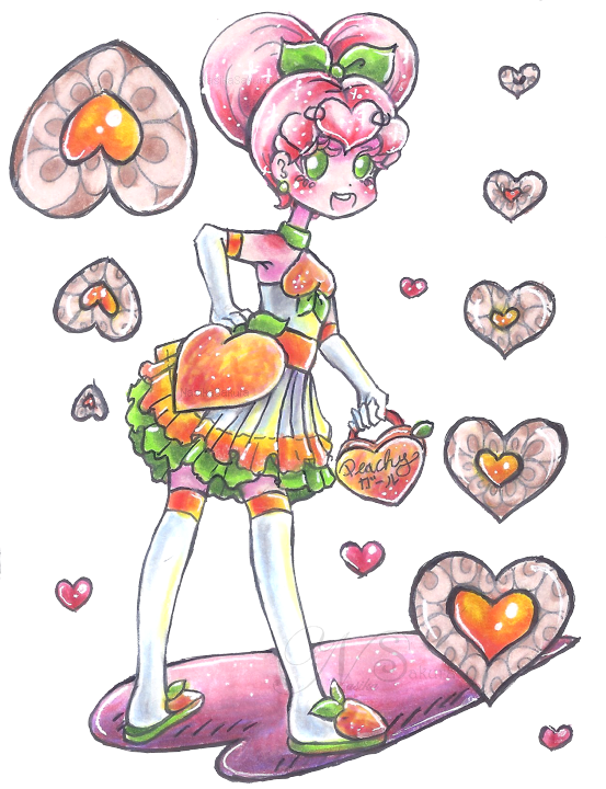 Peachy Girl