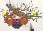 A Branch Fell on my Head
