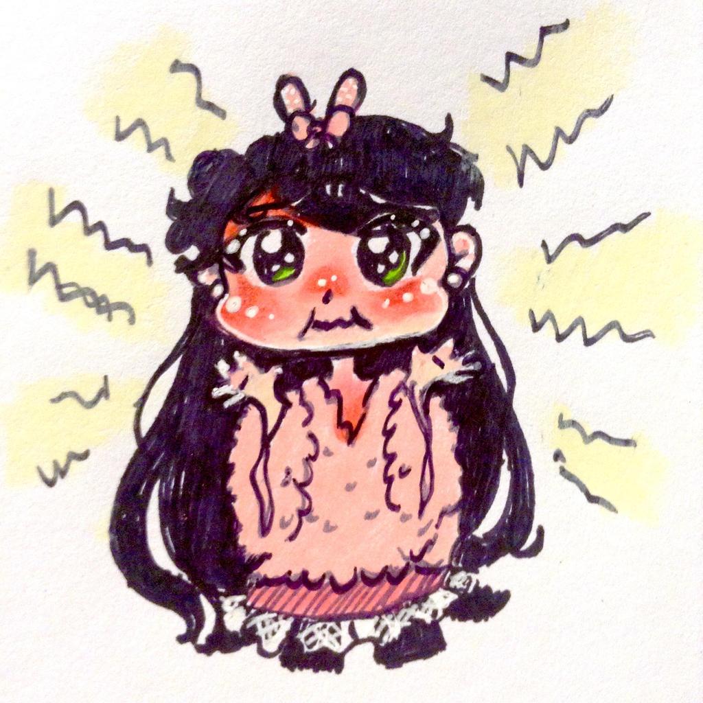 Sunburnt Bunny Girl