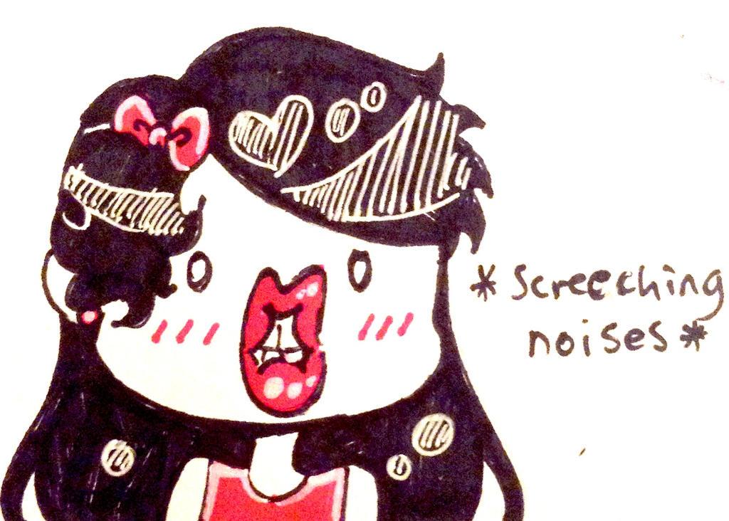 Screeching Noises