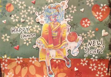 Chinese New Year 2015 3/3 by NasikaSakura