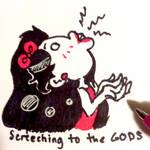Screeching to the GODS