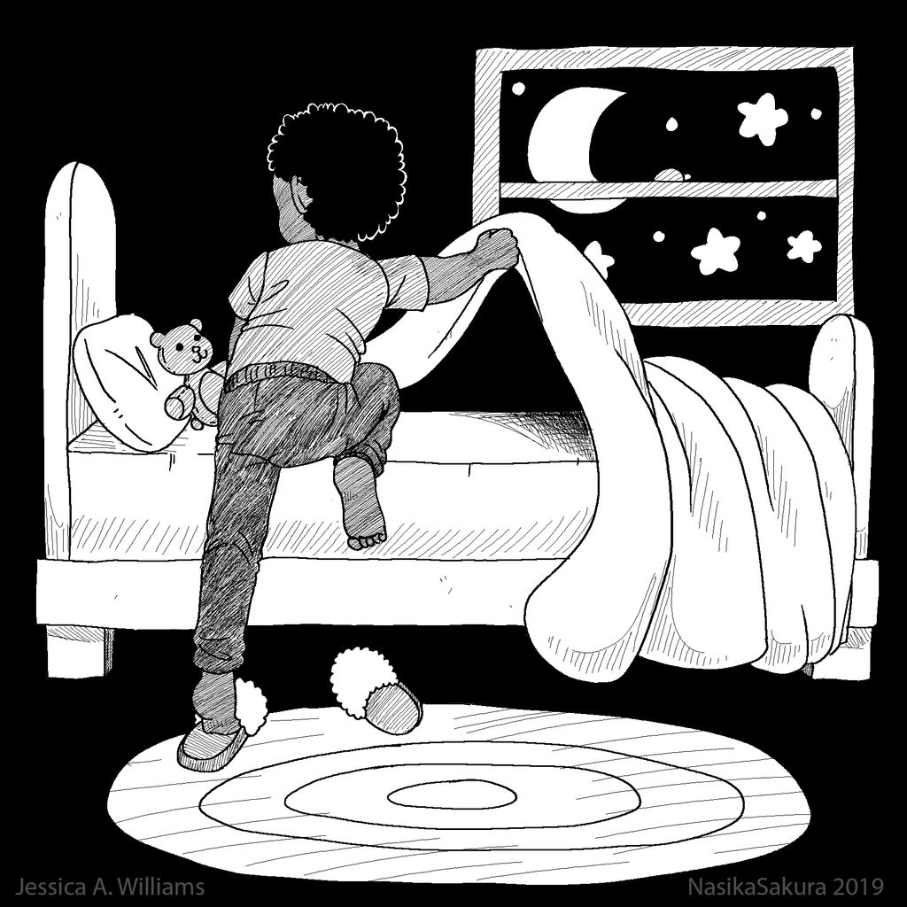 Clipart: To go to Bed