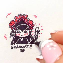 Graduate by NasikaSakura