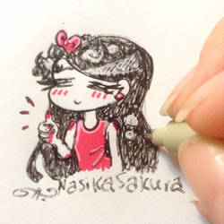 My Pens Are Dying But I Drew This Anyways by NasikaSakura