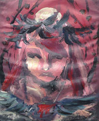 The Crow's Heart by NasikaSakura