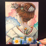 Nosegay Nippon by NasikaSakura