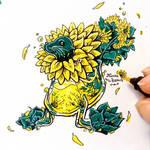 Sunflower Sea Lion