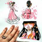 Pink Pre-Bridal
