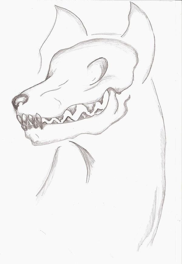 Wolf spirit... by Kel-art