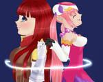 Tomoko and Merrilee ~eternal bond~