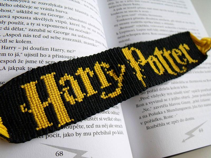 Harry Potter bracelet by letax