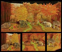 New diorama by keksimtee