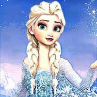 Princess Elsa of Arendelle by LegoRielArt