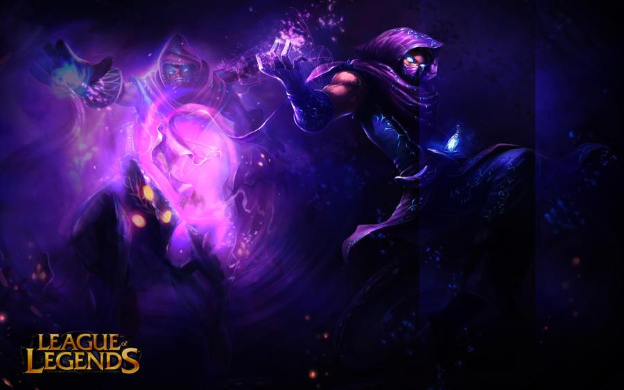 League of Legends by JAHATS