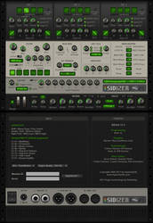 HyperSynth SIDizer Skin by Senthrax