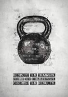 Kettlebell - Respect the Training