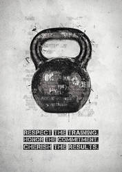 Kettlebell - Respect the Training