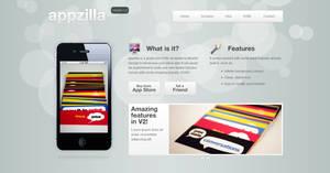 Appzilla Portfolio - App theme
