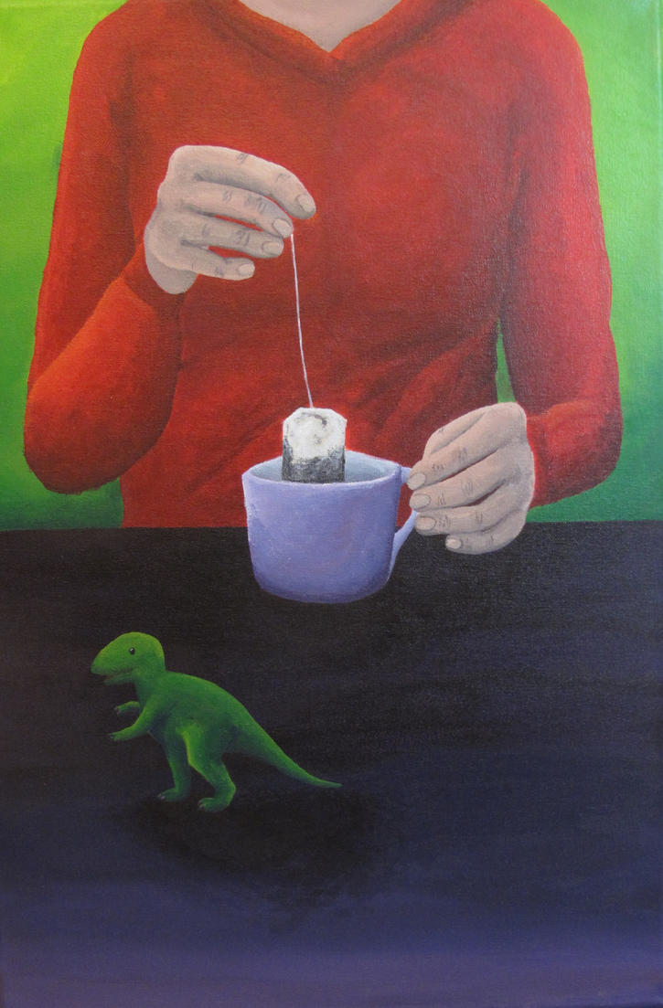 Tea? by smelsmin