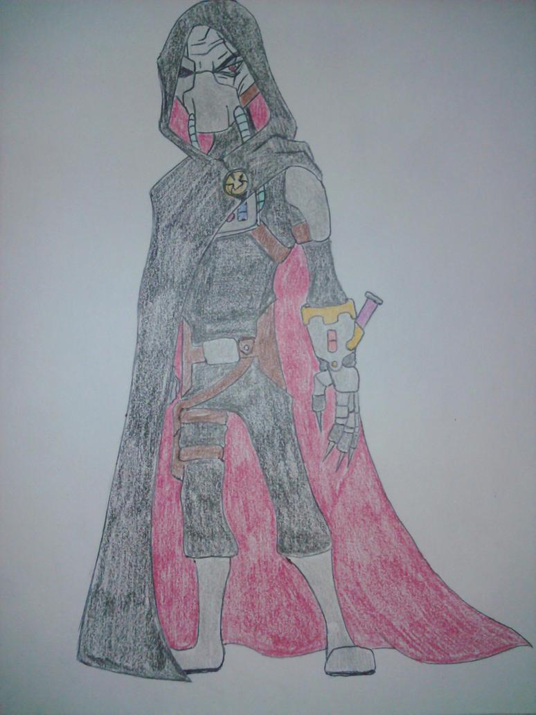 Darkstar by Zigwolf