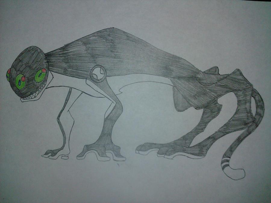 Chamalien by Zigwolf