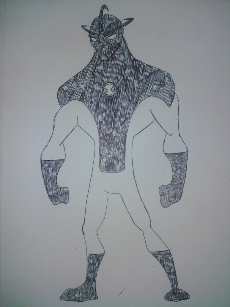 Alien X by Zigwolf