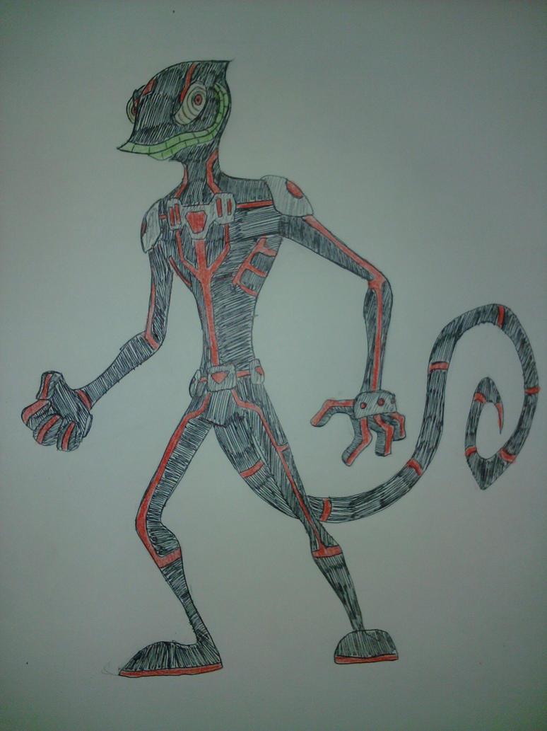 Chameleon by Zigwolf on DeviantArt