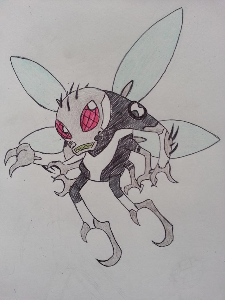 Fly Guy by Zigwolf