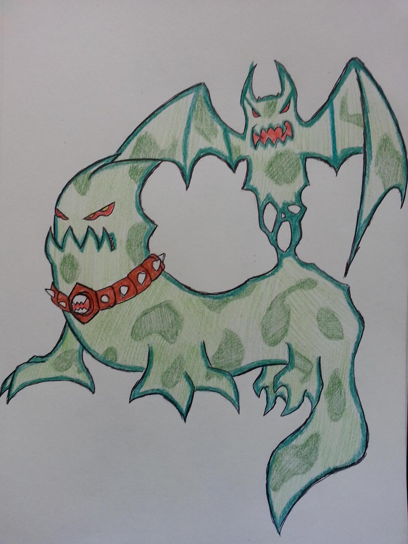 ViraLegion by Zigwolf