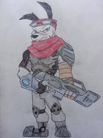 TUFF Puppy: Dogs of Future Past by Zigwolf