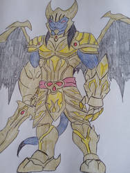 Goldarr by Zigwolf