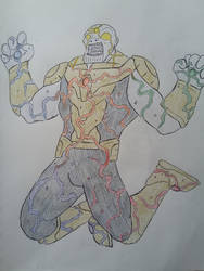 Marvel Legacy - Final Fate of the Mad Titan Thanos by Zigwolf