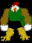 Scooby Doo - Gallus Rex