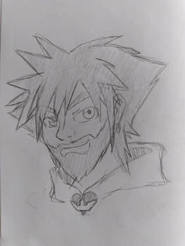King Sora Sketch