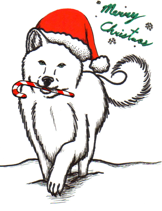 Christmas Wolf.Christmas Wolf By Music Raven On Deviantart