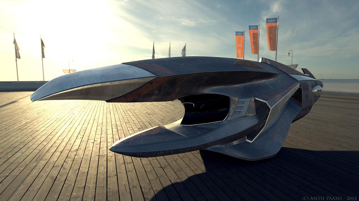 Ship by Patheme