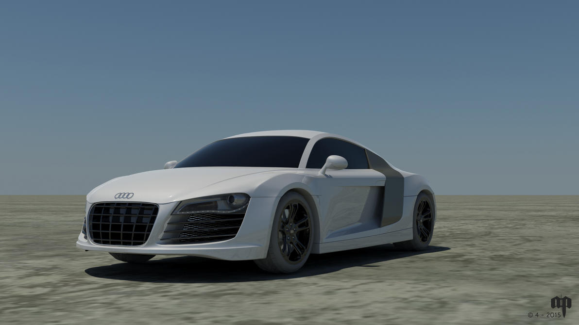 Audi R8 by Patheme