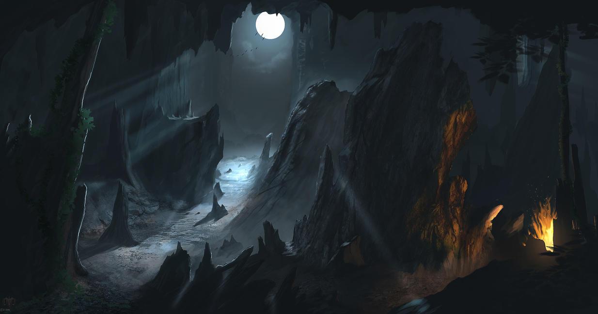 Cave by Patheme