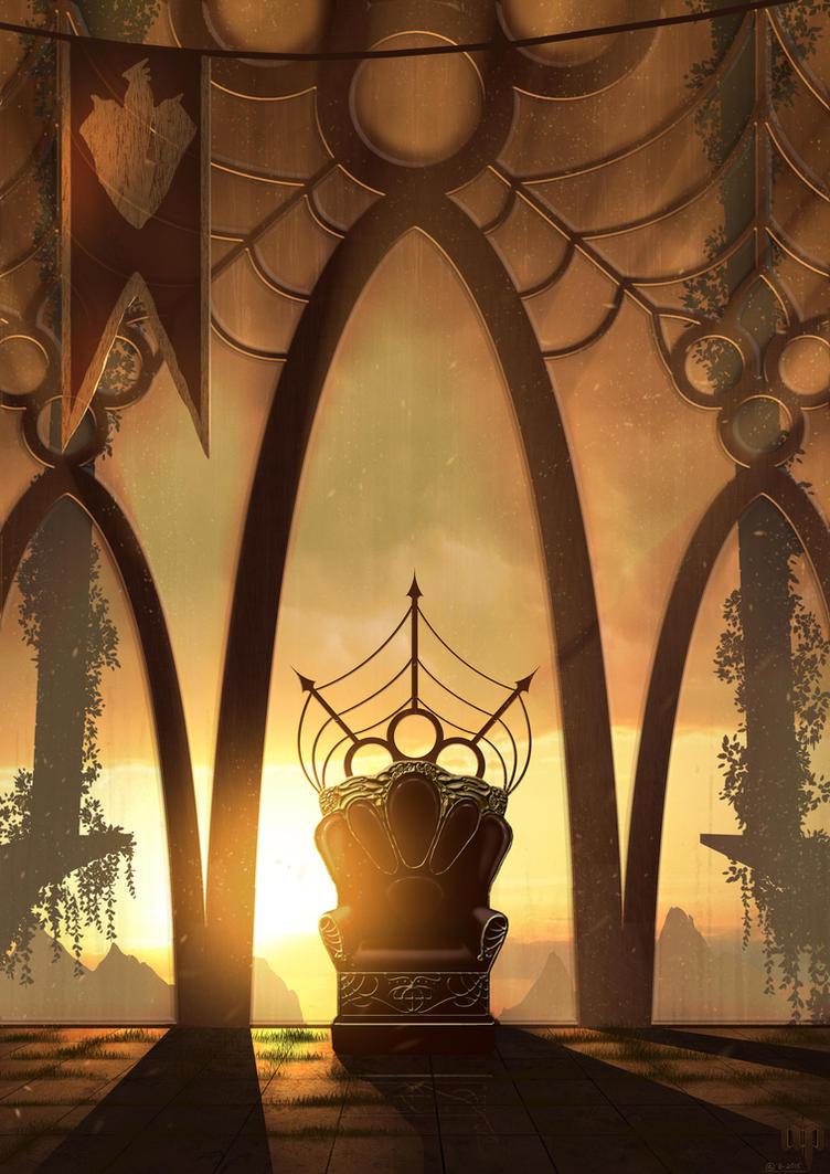 Forsaken Throne by Patheme