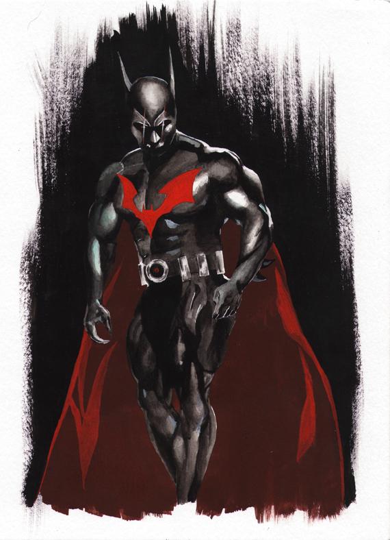 Project Batman Beyond by Paul-art