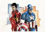 Ironman and Capt
