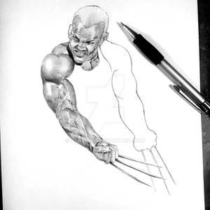 Old Man Logan - Pen
