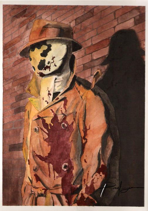 Rorschach by Paul-art