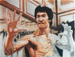 Bruce Lee - Work in progress