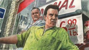 Paulie and Silvio - The Sopranos