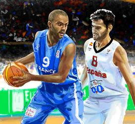 TonyParker - FIBA - 2010 - Full